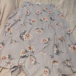 NWT J.O.A skirt.